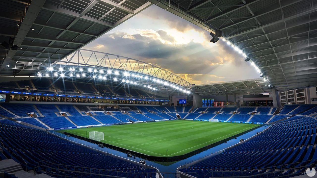 TODOS los estadios de fútbol en FIFA 22