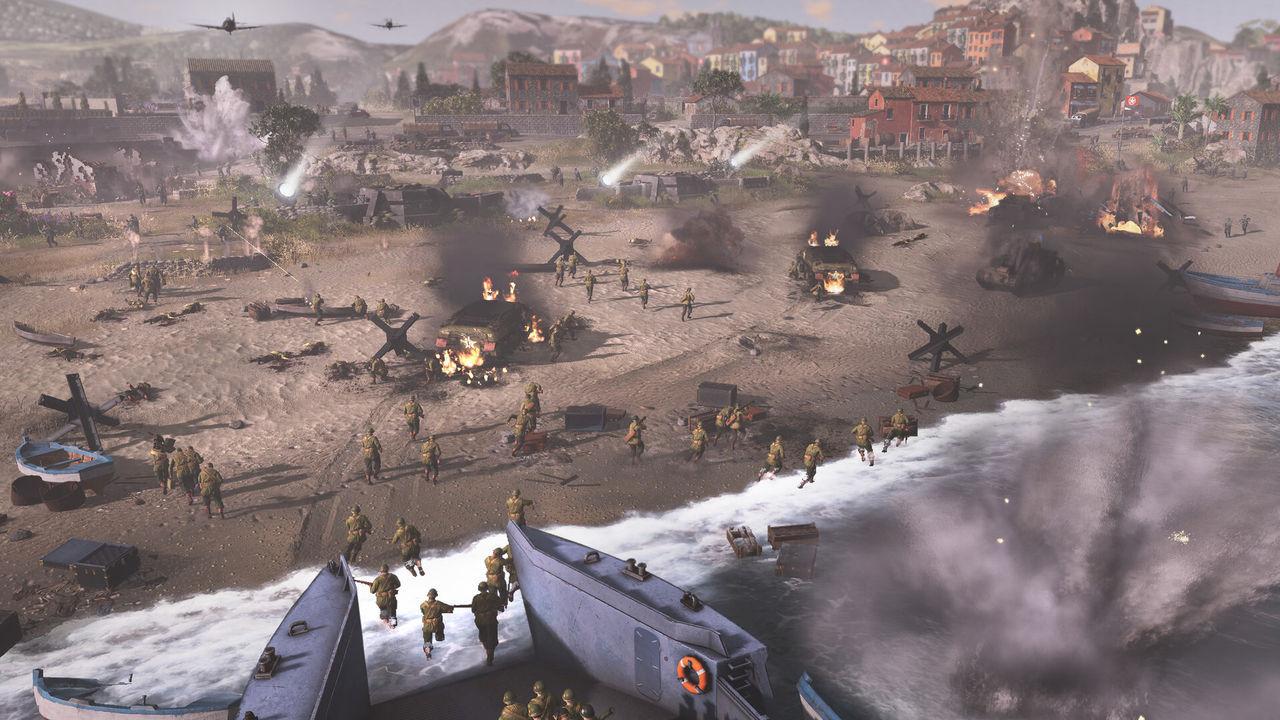 Relic anuncia Company of Heroes 3, el retorno de la épica saga de estrategia en la WW2