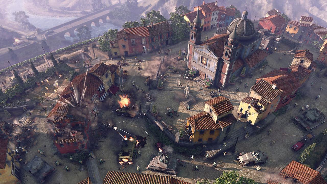 Gameplay COH 3
