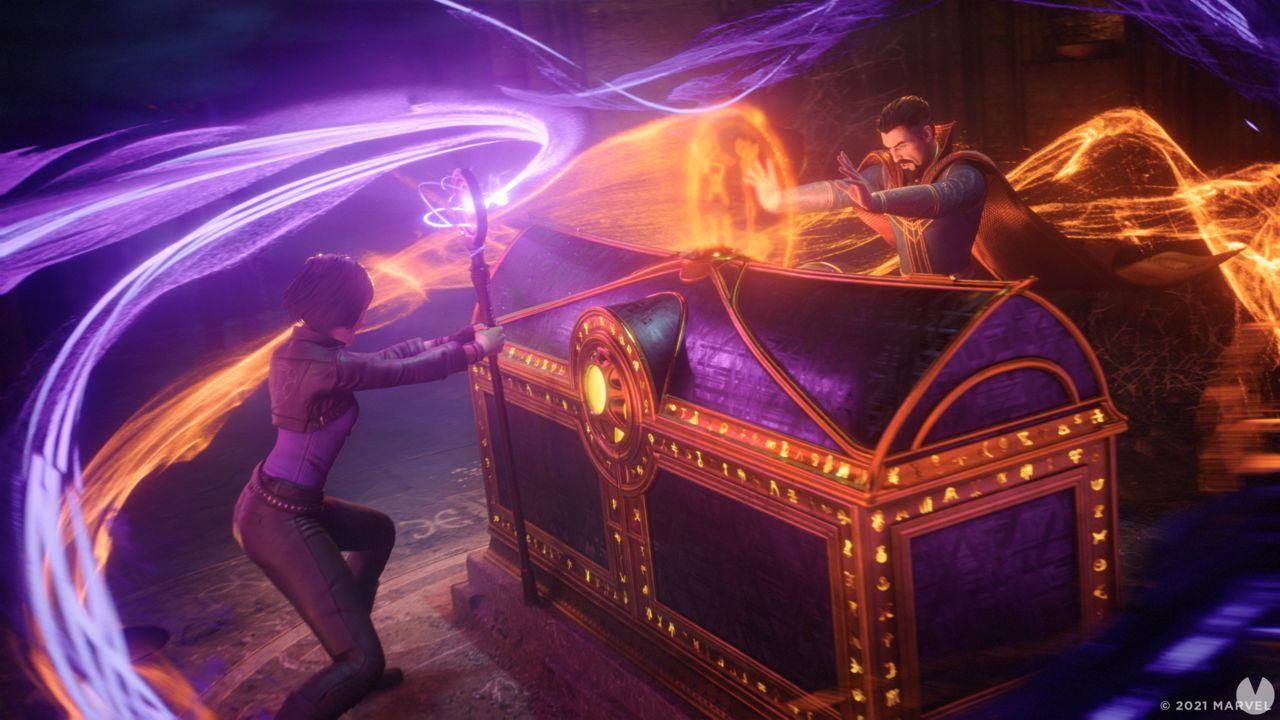 Marvel's Midnight Suns, el RPG táctico a lo XCOM, muestra su jugabilidad por primera vez