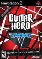 Carátula Guitar Hero: Van Halen para PlayStation 2