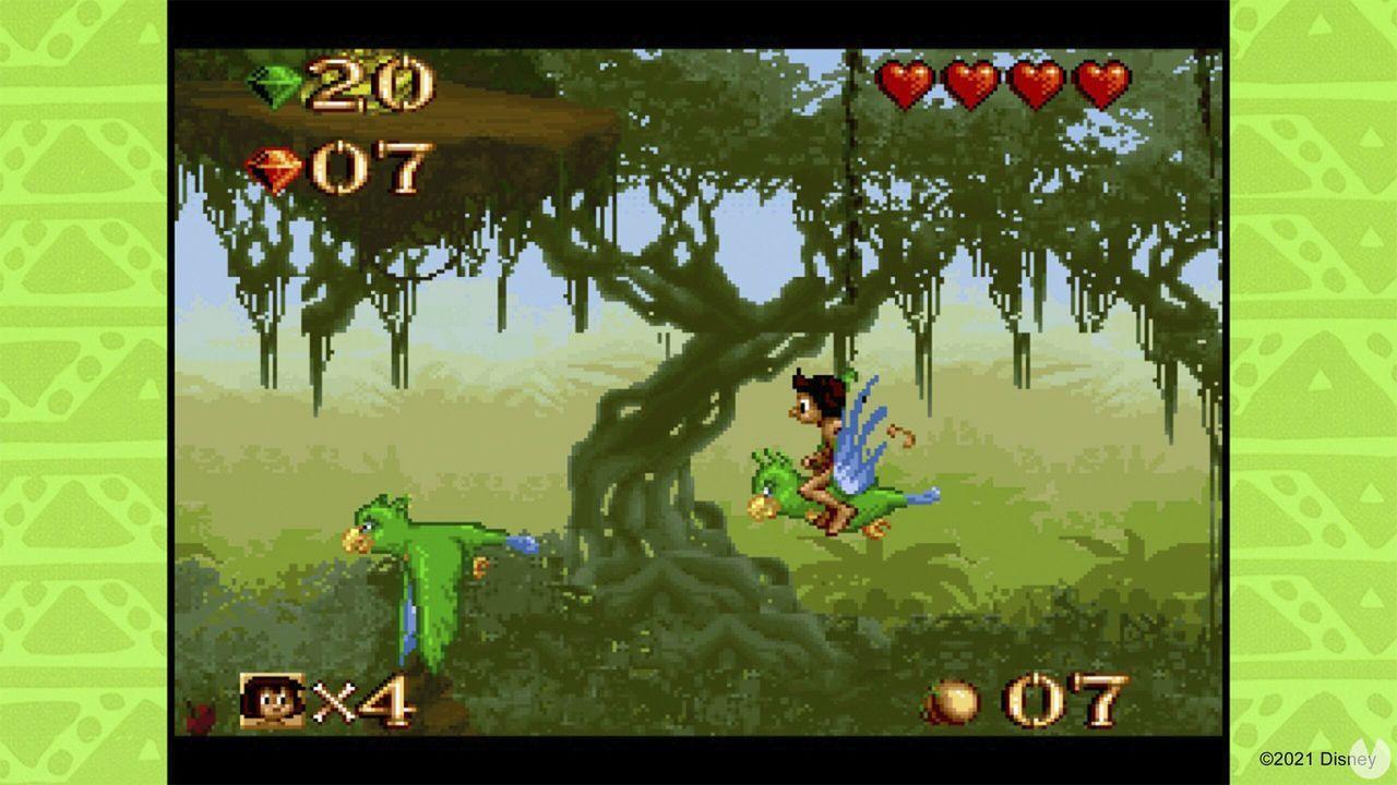 Anunciado Disney Classic Games Collection con Aladdin, El Libro de la Selva y El Rey León