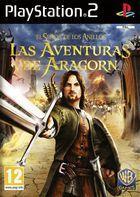 Carátula El Señor de los Anillos: Las aventuras de Aragorn para PlayStation 2