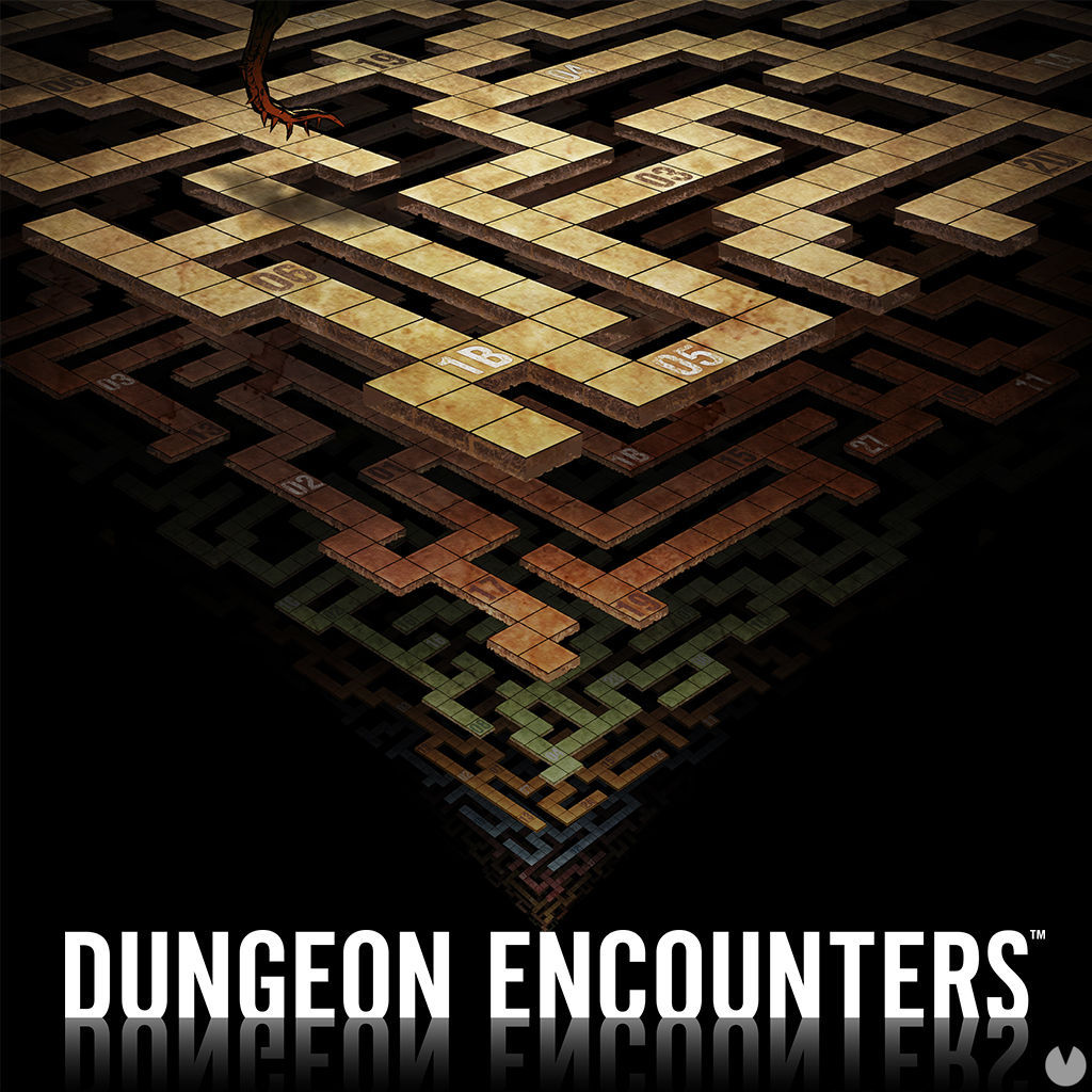 Dungeon Encounters es un nuevo RPG de veteranos de Square Enix que llegará el 14 de octubre