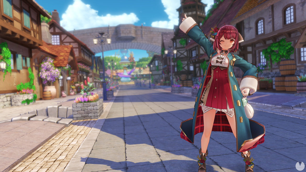 Anunciado Atelier Sophie 2: The Alchemist of the Mysterious Dream para PS4, Switch y PC