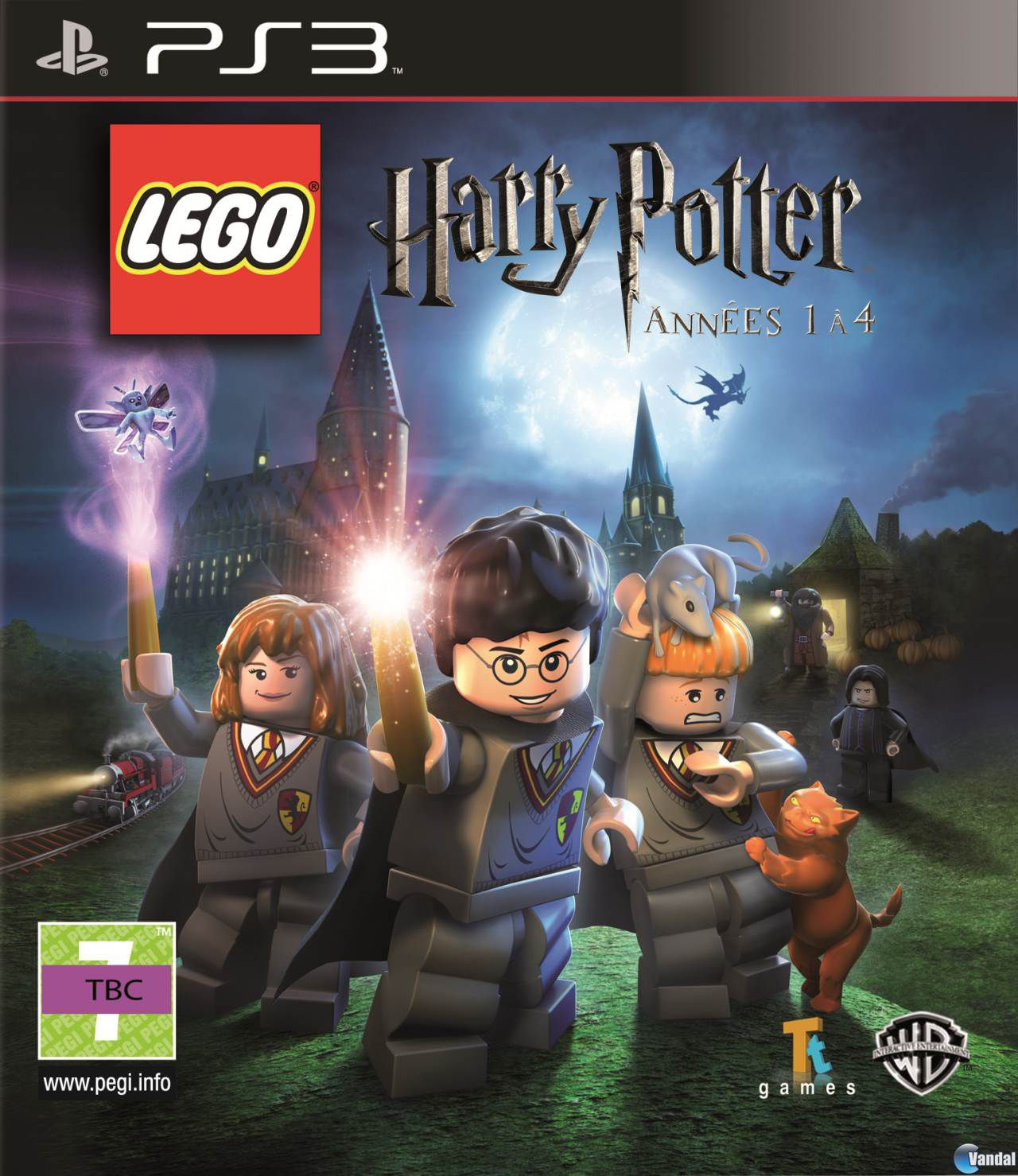 Trucos Lego Harry Potter Years 1 4 Ps3 Claves Guias