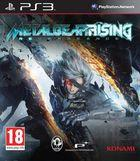Portada Metal Gear Rising: Revengeance