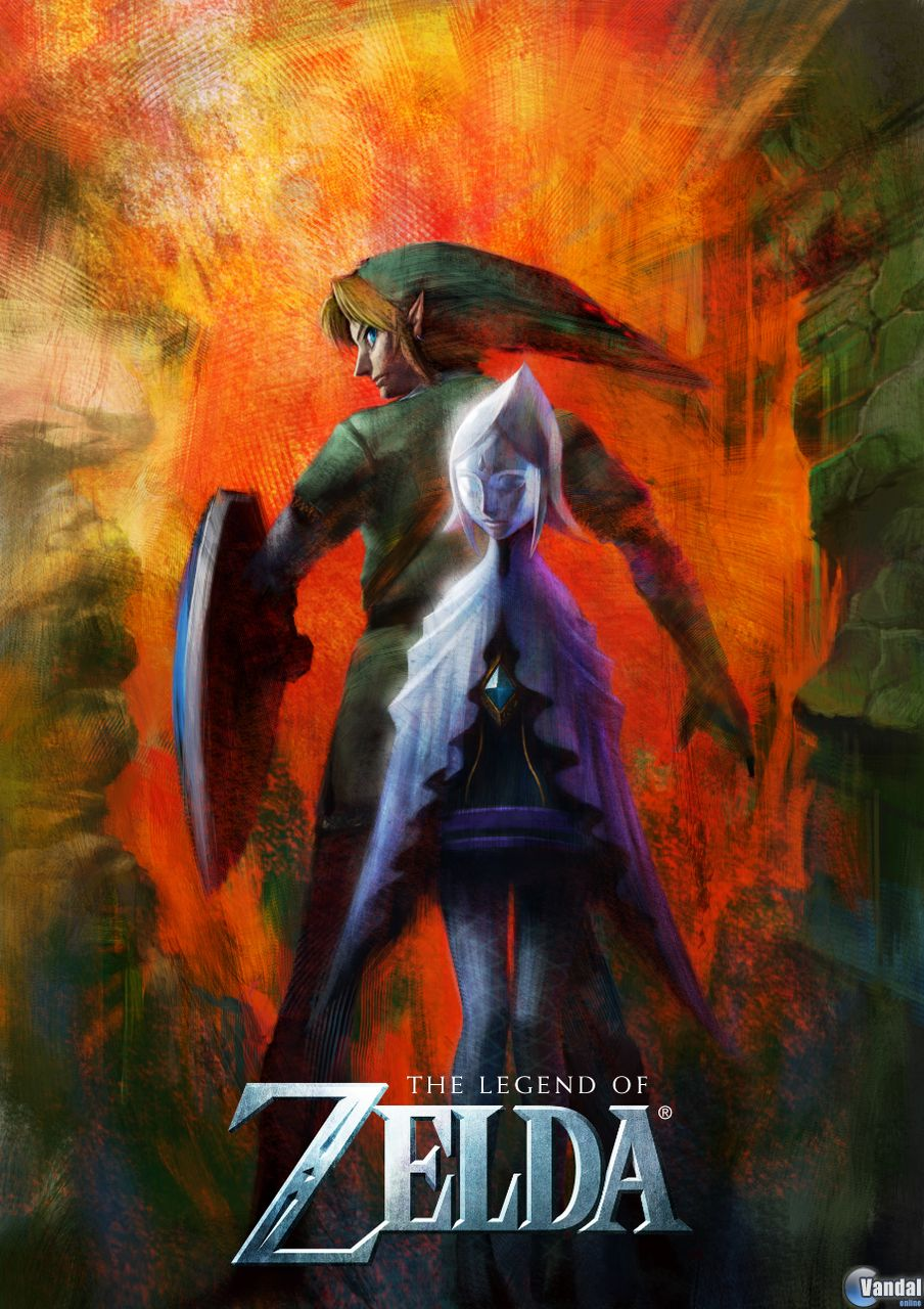 Eiji Aonuma suggests a review of Skyward Sword for the Nintendo Switch