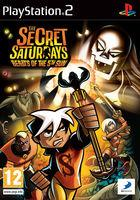 Carátula The Secret Saturdays: Beasts of the 5th Sun para PlayStation 2