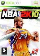 NBA 2K10 para Xbox 360
