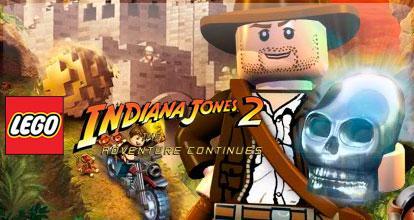 Indiana Jones 360PcPspNdsPs3Wii Análisis Lego 2 Xbox hrdCsxtQ