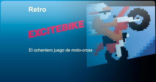 Excitebike: El ochentero juego de motocross