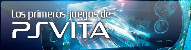 Los primeros juegos de PS Vita