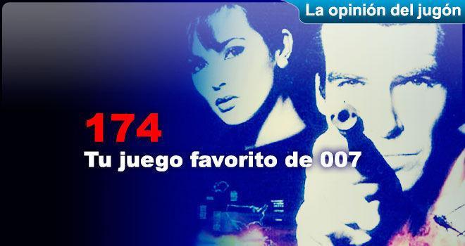 Tu juego favorito de 007