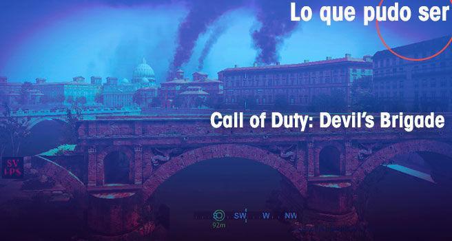 Call of Duty: Devils Brigade