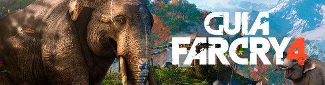 Guía de Far Cry 4