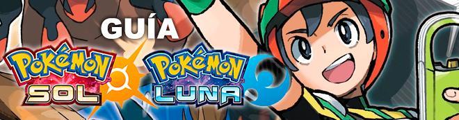 Guía definitiva de Pokémon Sol y Luna - Trucos y consejos