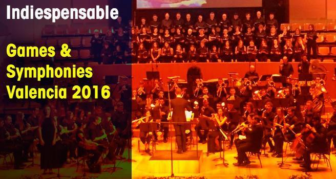 Games & Symphonies Valencia 2016
