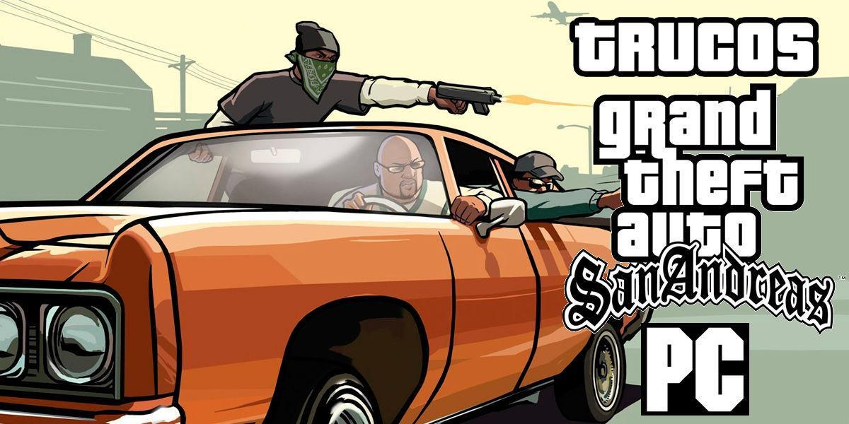 磊 Trucos GTA San Andreas - PC. TODAS las claves y códigos