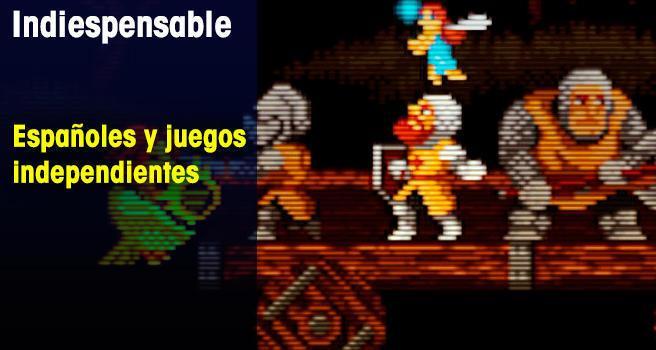 Españoles y juegos independientes