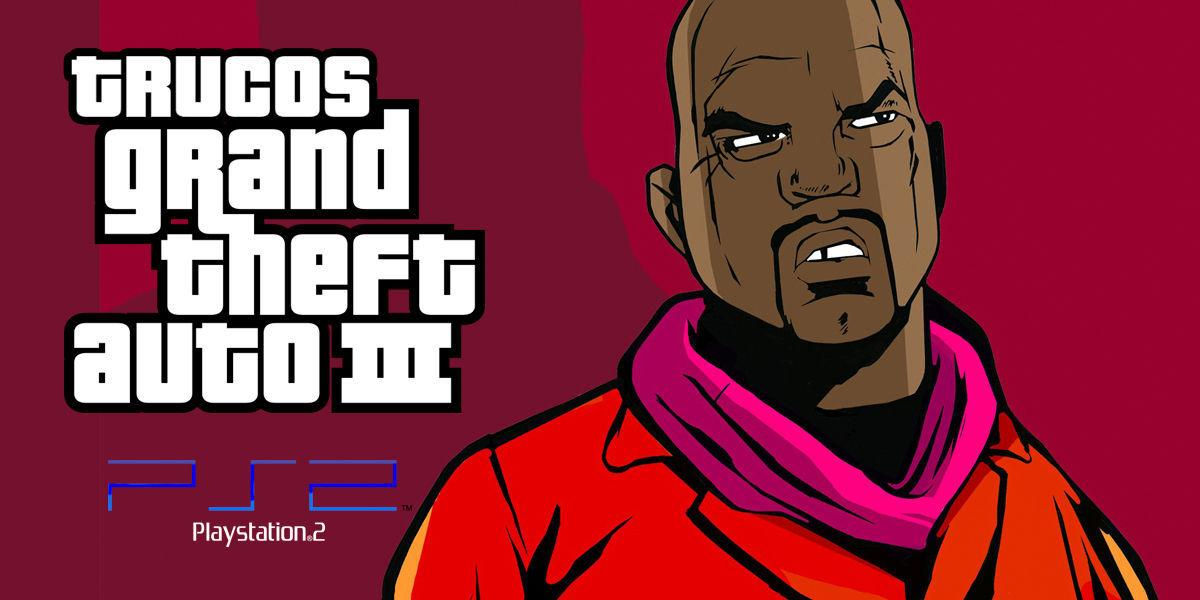 Trucos de Grand Theft Auto 3 para PS2