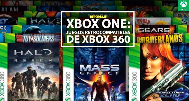 Listado De Juegos Retrocompatibles Y Con Mejoras Con Xbox One