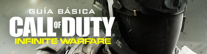 Guía de Call of Duty Infinite Warfare