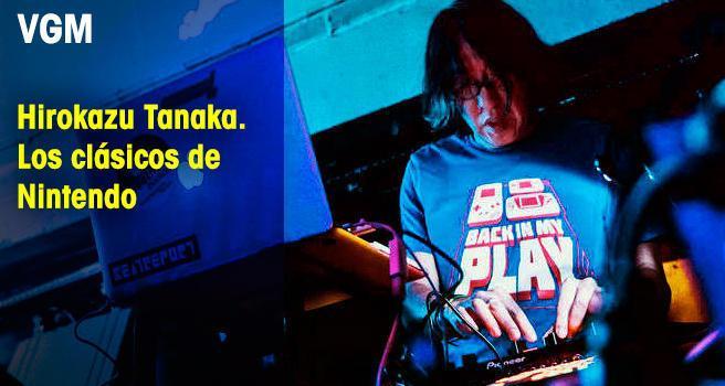 Hirokazu Tanaka. Los clásicos de Nintendo