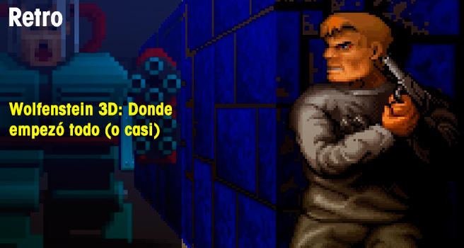 Wolfenstein 3D: Donde empezó todo (o casi)