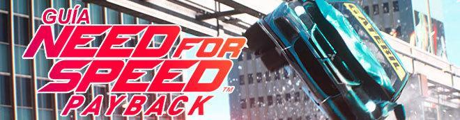 Guía Need for Speed Payback, trucos y consejos