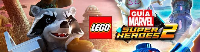 Guía LEGO Marvel Super Heroes 2, trucos y consejos