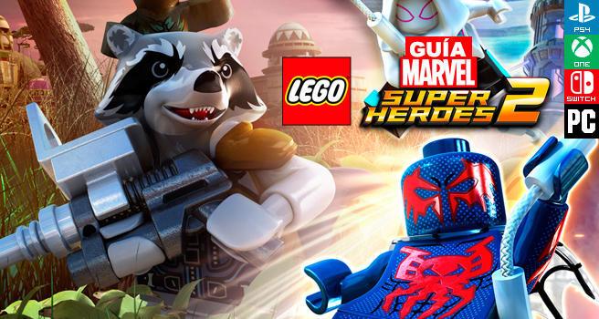 Guia Lego Marvel Super Heroes 2 Trucos Y Consejos Vandal
