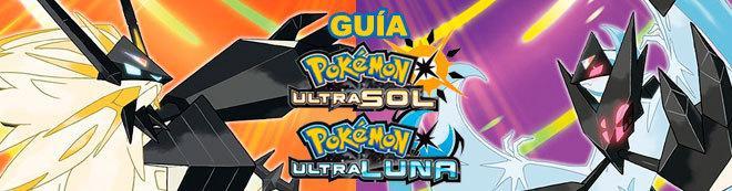 Guía Pokémon Ultrasol y Ultraluna, trucos y consejos