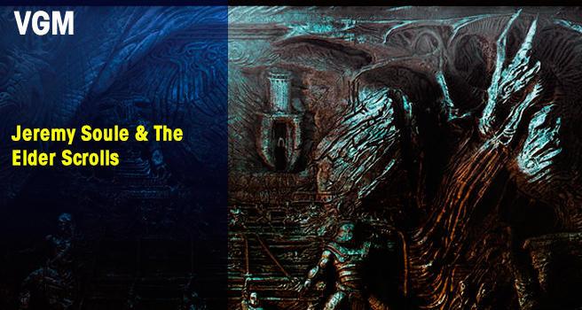 Jeremy Soule & The Elder Scrolls