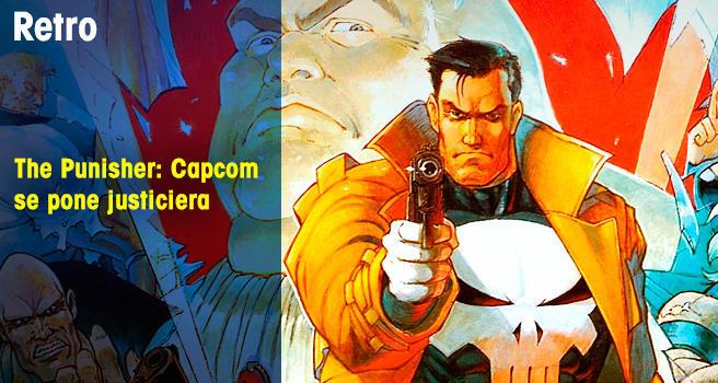 The Punisher: Capcom se pone justiciera