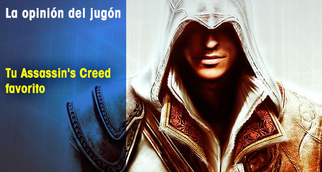 Tu Assassin's Creed favorito