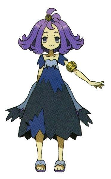 Zarala Pokémon Ultrasol Ultraluna