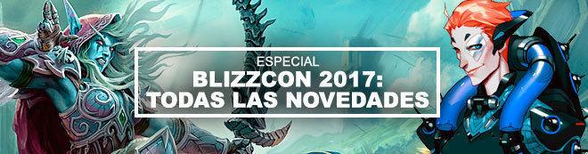 BlizzCon 2017: Todas las novedades