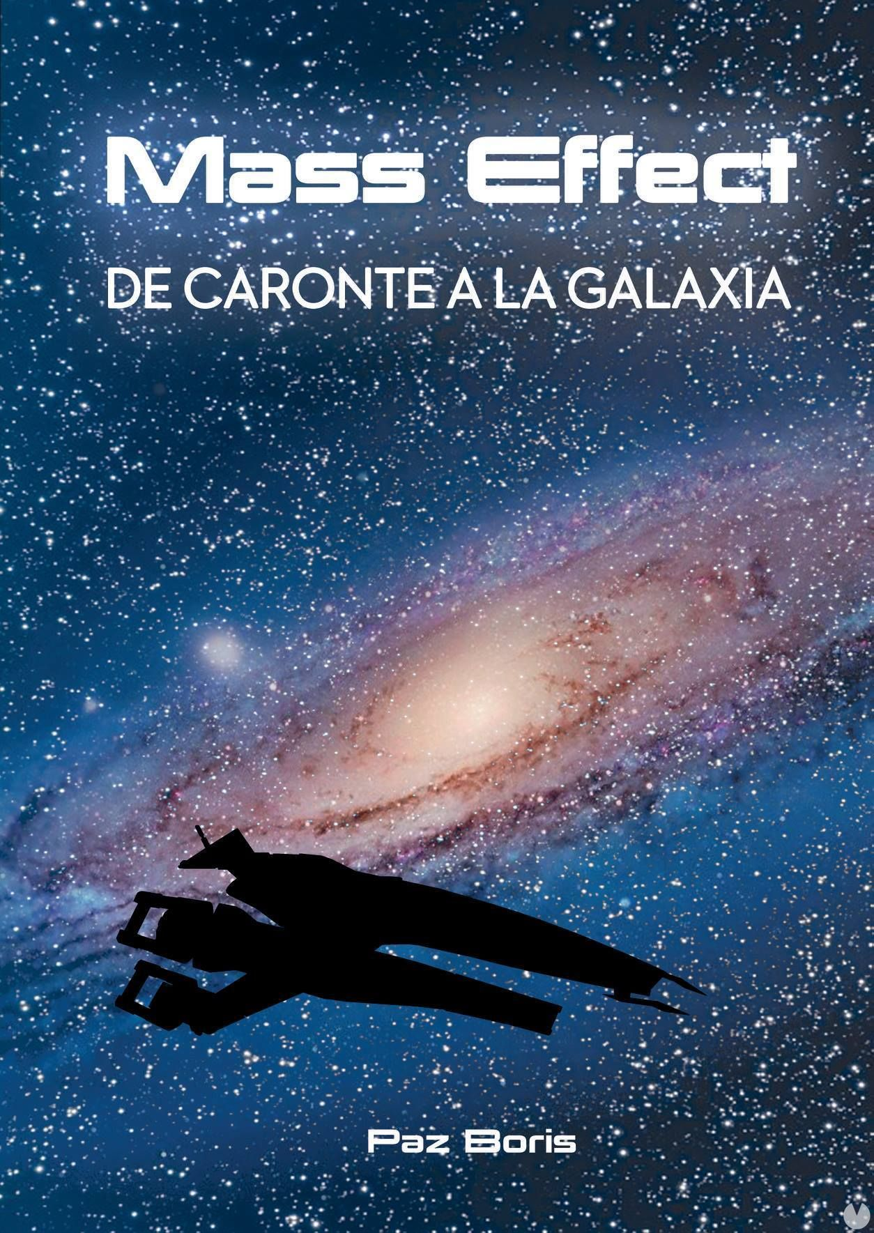announcing the book 'Mass Effect: Of Charon to the galaxy'