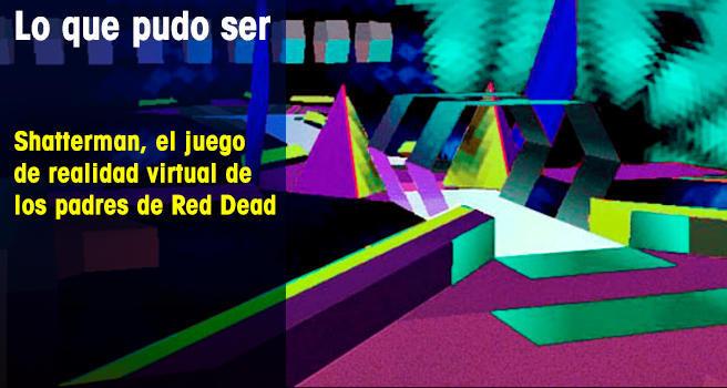 Shatterman, el juego de realidad virtual de los padres de Red Dead