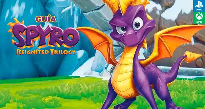Guía Spyro Reignited Trilogy Trucos Y Consejos Vandal