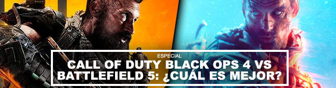 Call of Duty Black Ops 4 vs Battlefield 5: ¿Cuál es mejor?