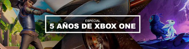 5 años de Xbox One