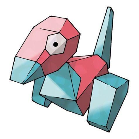 Porygon en Pokémon Let's Go
