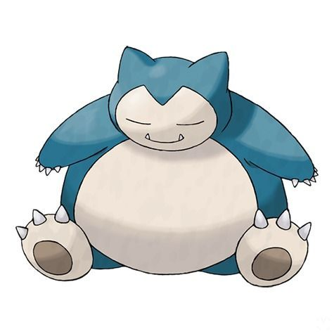 Snorlax en Pokémon Let's Go