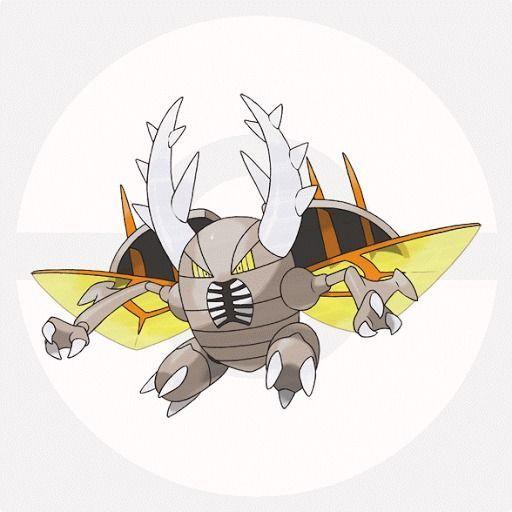Mega-Pinsir - Pokémon Let's Go