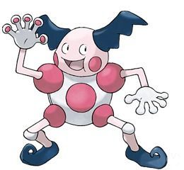 Mr. Mime en Pokémon Let's Go