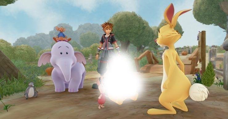 China censored the trailer of Winnie the Pooh Kingdom Hearts III