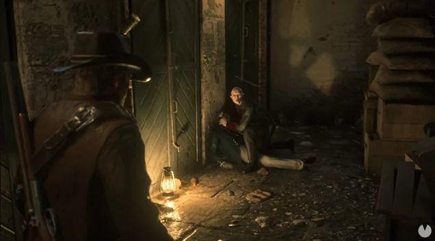 Cómo encontrar un vampiro en Red Dead Redemption 2