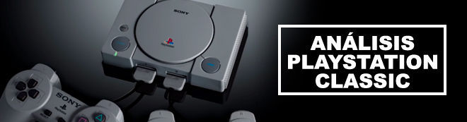 Análisis PlayStation Classic